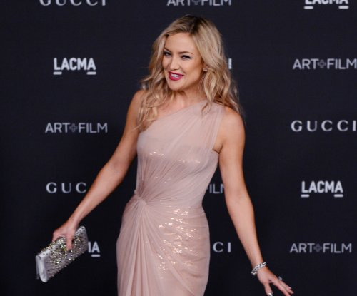 Kate Hudson admits she has to work hard to stay in shape