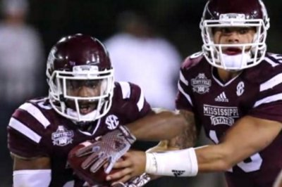 Mississippi State and Georgia Tech square off in Orange Bowl
