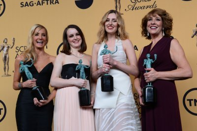 'Downton Abbey' cast wins SAG Award for Best Ensemble in a TV Drama
