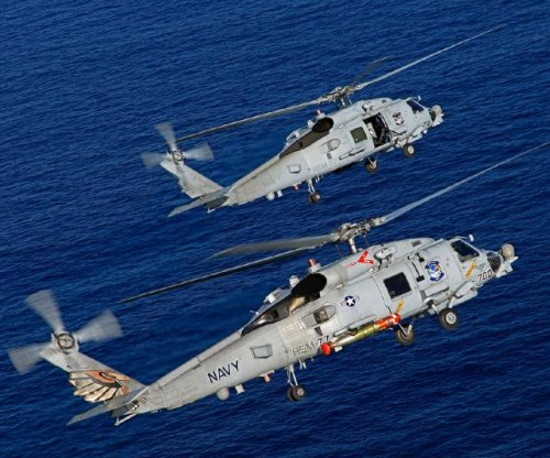 Navy MH-60R Seahawks getting Digital Rocket Launchers