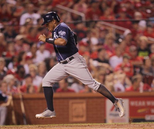 Yangervis Solarte homers twice as San Diego Padres pound Milwaukee Brewers
