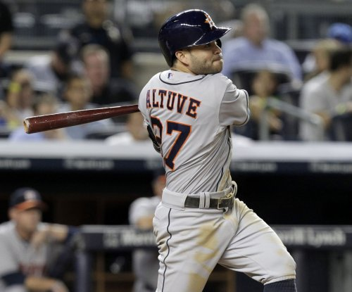 Jose Altuve delivers walk-off as Houston Astros edge Detroit Tigers