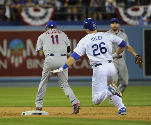 Chase Utley hearing set for Monday