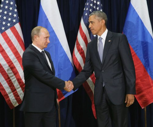 Obama, Cameron urge Putin to focus Syria attacks on Islamic State