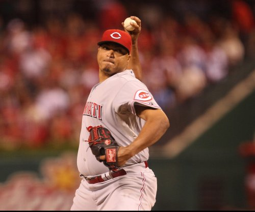 Cincinnati Reds RHP Alfredo Simon scratched from Tuesday's start