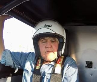 Jay Leno unharmed after crashing in 'Bucket List' car