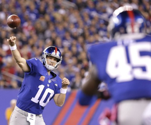 Eli Manning's arm being put to the test by Ben McAdoo