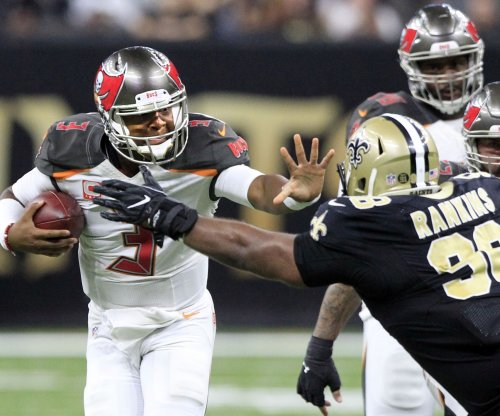 Tampa Bay Buccaneers' Jameis Winston is following Cam Newton's career arc