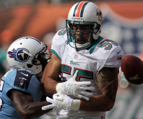 Miami Dolphins' Koa Misi not retiring, according to agent