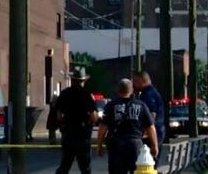 Gunman, judge exchange fire in gun battle outside Ohio courthouse