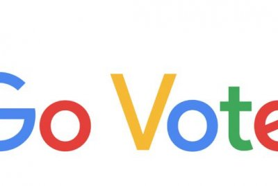 Google encourages users to vote with new Doodle
