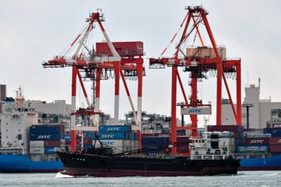 Japan registers first trade deficit in three years