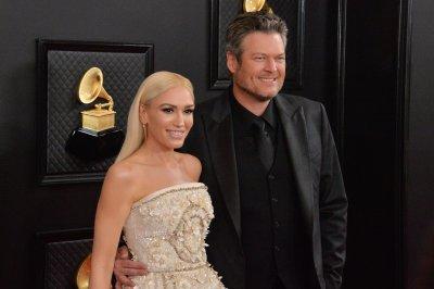 Blake Shelton, Gwen Stefani to release 'Happy Anywhere' single Friday