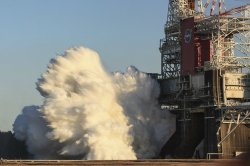NASA delays new test-firing of moon rocket