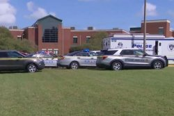 Two students shot at Virginia high school; suspect in custody