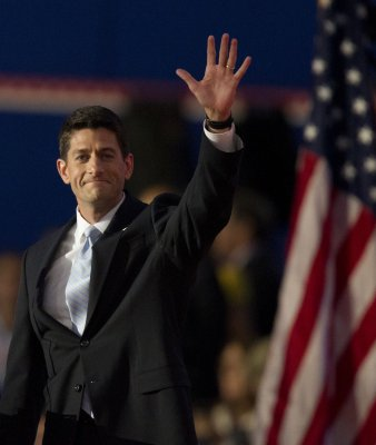 Ryan attacks Obama on Medicare