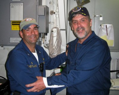 Two former Navy SEALs killed aboard 'Captain Phillips' ship