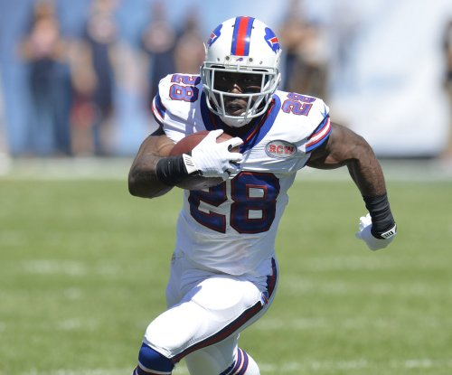 Report: New Orleans Saints RB C.J. Spiller has knee surgery