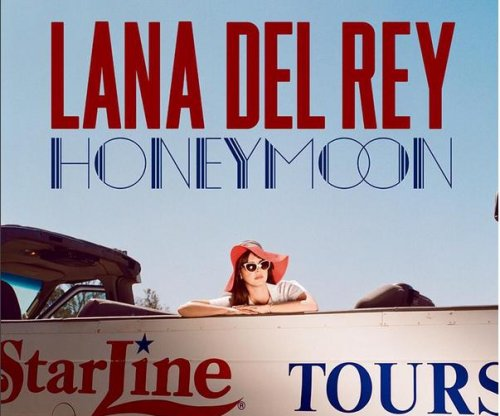 Lana Del Rey shares 'Honeymoon' track list, new song