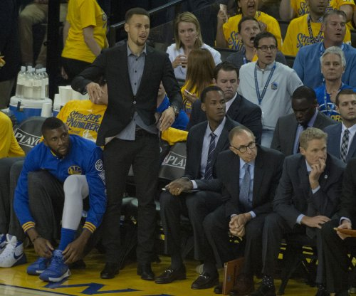 Golden State Warriors: Stephen Curry's MRI reveals nothing of concern