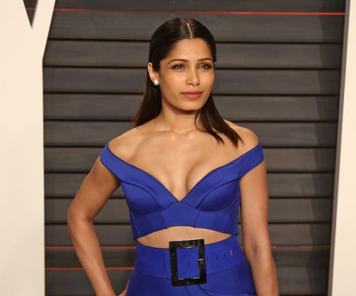 Freida Pinto says she's 'thrilled' to co-star in John Ridley's 'Guerrilla' miniseries