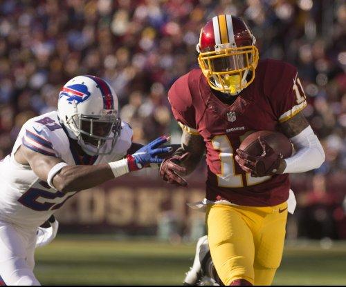 Washington Redskins WR DeSean Jackson missing in action