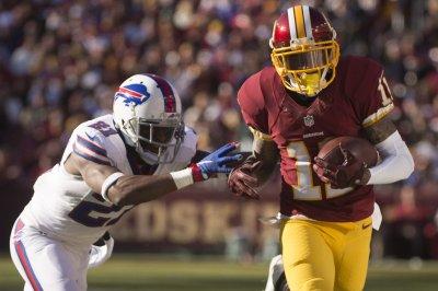 Washington Redskins WR DeSean Jackson missing in action