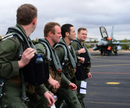Shortage of Air Force fighter pilots grows