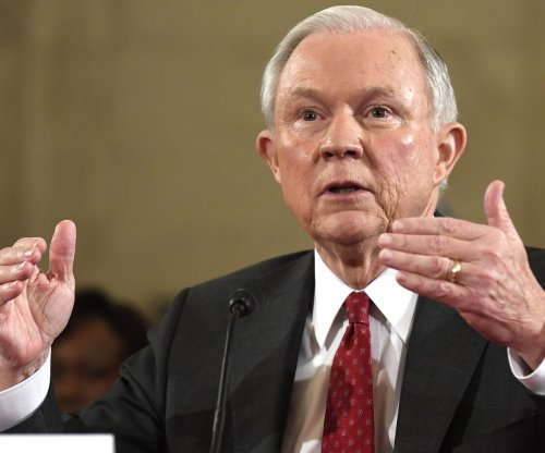 AG Sessions didn't disclose meeting with Russian diplomat
