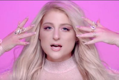 Meghan Trainor releases music video for new single 'No Excuses'