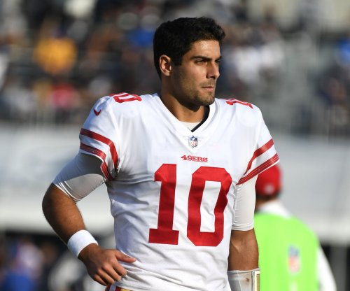 49ers' Jimmy Garoppolo surges past Tom Brady in jersey sales