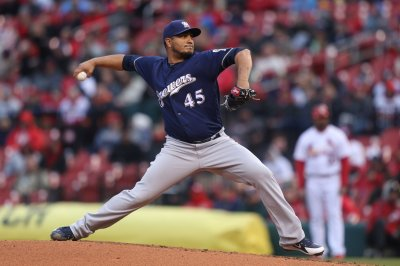 Brewers hope to keep momentum vs. Dodgers