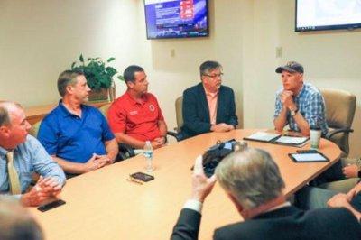 Fla. Panhandle begins ordering evacuations ahead of Hurricane Michael