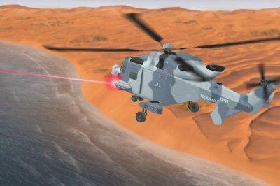Britain enters laser weapons race