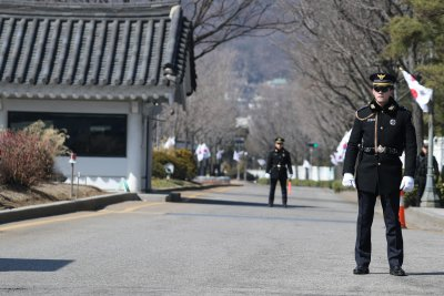 South Korea man acquitted of martial law charges
