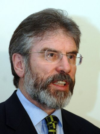 Adams: Charge Ulster suspects or free them