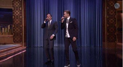 Justin Timberlake, Jimmy Fallon reunite for latest 'History of Rap' [VIDEO]