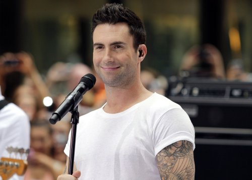 Adam Levine says he asked Behati Prinsloo's dad for permission to propose