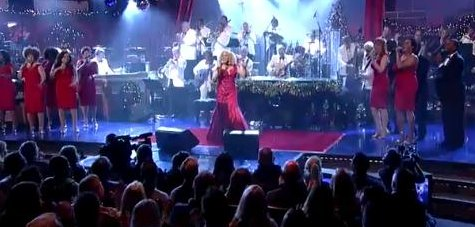 darlene love sings christmas song for last time on letterman upicom - Darlene Love Christmas Baby Please Come Home