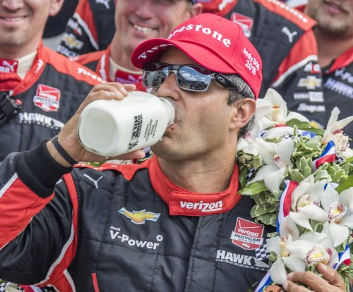 Montoya holds off teammate Power for second Indianapolis 500 win