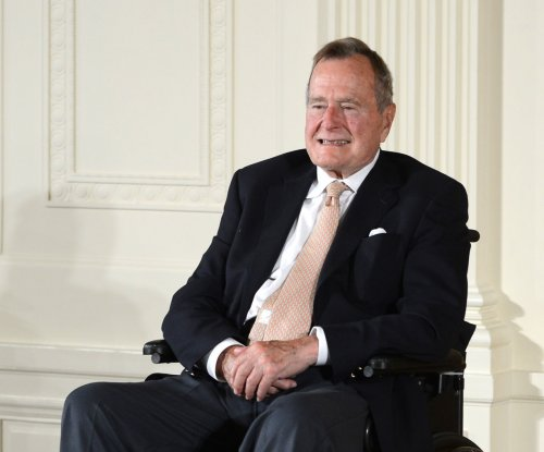 Former President George H.W. Bush released from hospital following spine injury