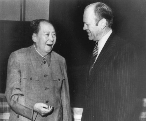 Letter signed by China's Mao Zedong sells for $900,000