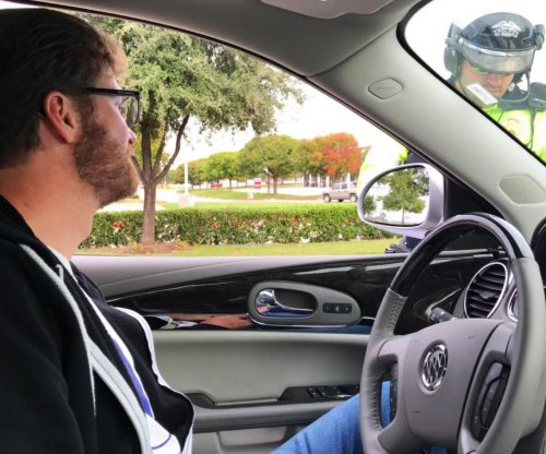 Dale Earnhardt Jr. pulled over for speeding to racetrack