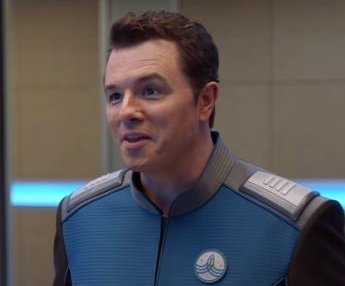 Seth MacFarlane explores space in first trailer for Fox's 'The Orville'
