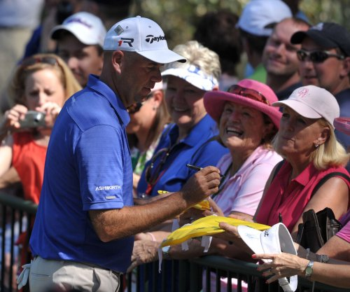 Golfer Stewart Cink named recipient of 2017 Payne Stewart Award