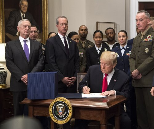 Trump signs $700B defense budget into law