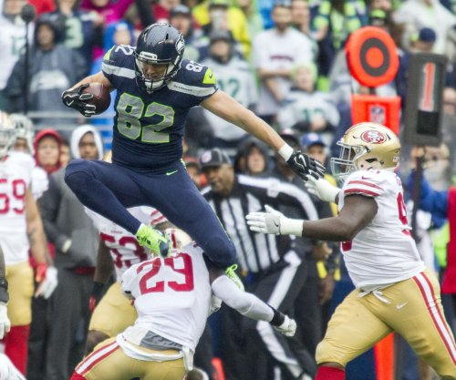 Former Seahawks TE Luke Willson to sign one-year deal with Detroit Lions