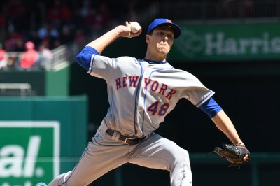 Mets' deGrom, with league's best ERA, faces Braves