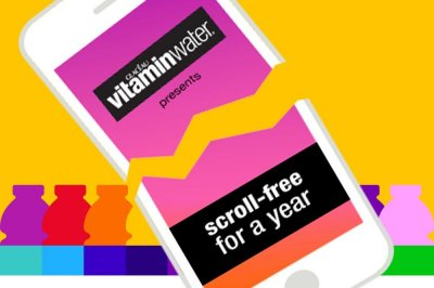 VitaminWater offers $100,000 to go smartphone free