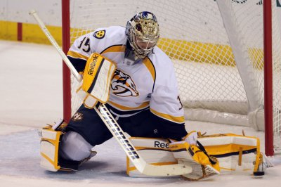 Ottawa Senators take on formidable challenge in Nashville Predators